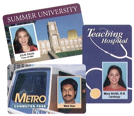 Employee and Student ID Cards